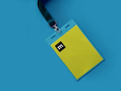 Multilearn Logo Design Presentation concept