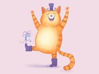 Happy Cat!