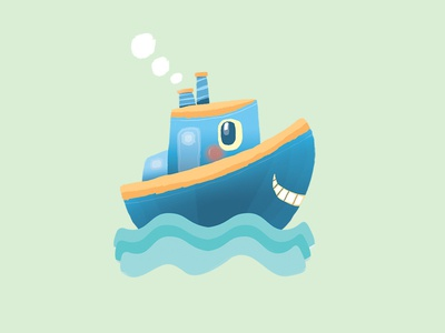 Tugboat designs, themes, templates and downloadable graphic