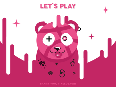 welcome me) thanks start game play