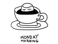 Drawcember 17 Monday Morning