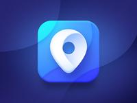 Travel iOS Icon