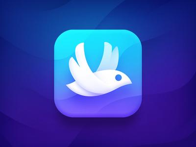Bird iOS Icon
