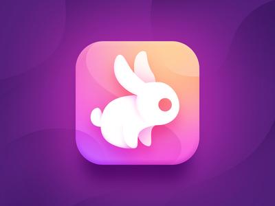 Bunny iOS Icon
