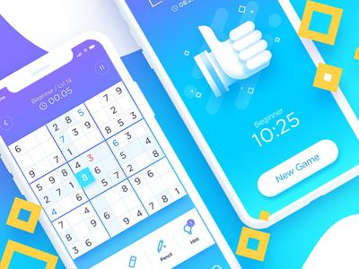 Sudoku Game App