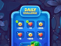 Daily Challenge UI