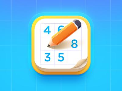 Sudoku App Icon