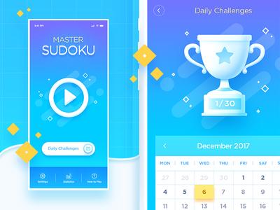 Sudoku Game Design
