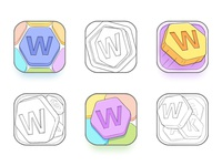 App Icon Sketches