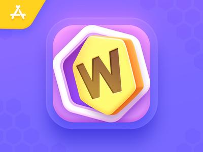 Word Puzzle - App iOS Icon