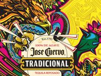 Jose Cuervo Tradicional Tequila Wrap © Orlando Arocena