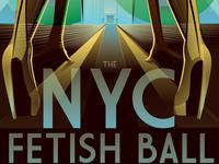 NYC Fetish Ball ©Arocena