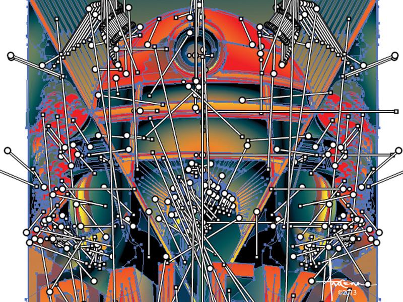 Daleks Invasion Earth copyright Orlando Arocena 2013 Drbl vector orlando arocena adobe illustrator daleks sci-fi