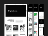 Digitalisma website