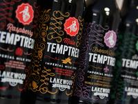 Lakewood Brewery Temptress Series