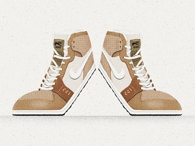 36 Days of Type: M kicks letter m fasion shoes sneakerhead sneakers nike