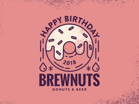 Brewnuts Birthday