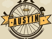 My Austin - You and Who t-shirt