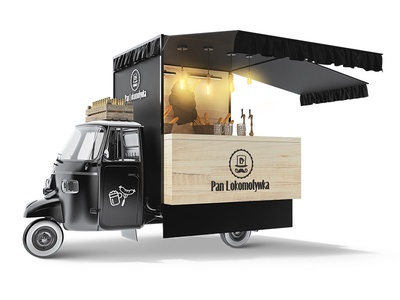 Food Truck - Baguettes and Beer