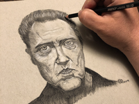 Almost Walken