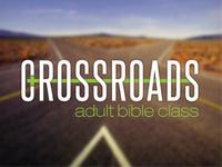 Crossroads Card
