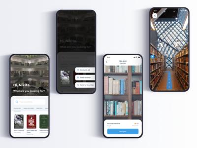 AR Library App