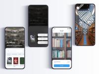 AR Library App (2/3)