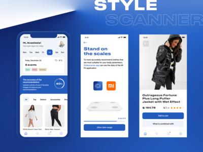 Stylescanner App Smart Wardrobe Concept 2020