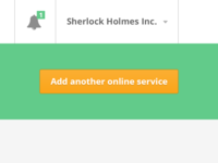 Add another online service