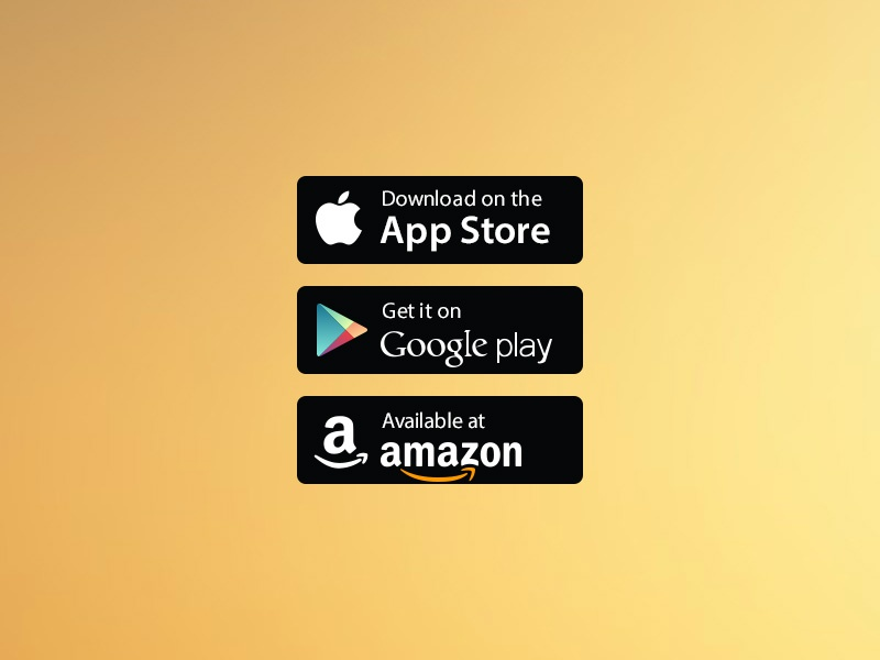 Free vector app store google play amazon badges by kevin Play app