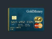 GoldMoney Prepaid Card