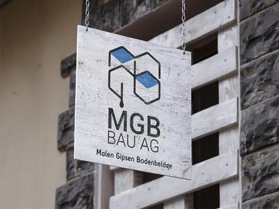 MGB Logo - Architectural Coatings Company