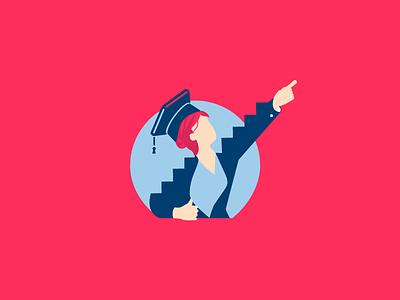 Business Nursery brandinsky kevinsky rise inspirational identity visual design logo smartlogo