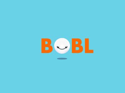Bobl kevinsky game friendly playfull app brand logo