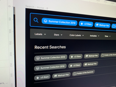 Extended Search (quick peek)