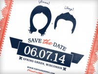 Save the date (but not really)