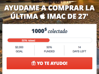 Crowdfunding mobile campaign