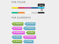 Pick a colour and TagCloud