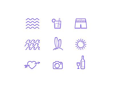 HU icons