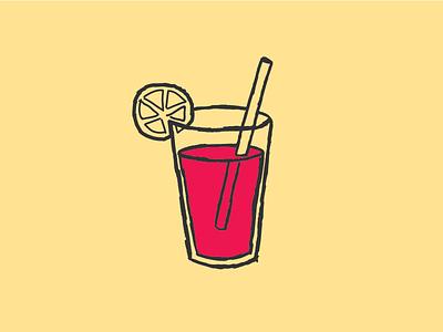 Juice Cup citrus grape lemon rio summer cup fruit juice