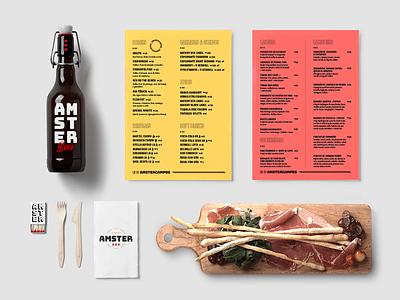 Amster Pub drink eat food pub restaurant beer menu netherland amsterdam amster