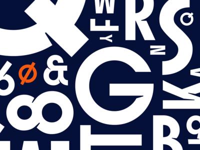 Brio Sans | Custom Typeface