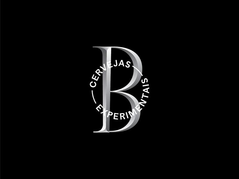 Brewlab lettering typogaphy brand parfum science beer typedesign type logo branding lab brew brewlab