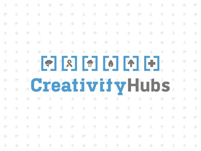 Creativity Hubs Identity