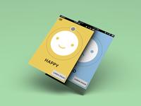 Mobile App Mood Screen
