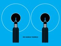 No Hassle Tassels
