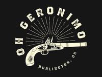 Oh Geronimo Pistol