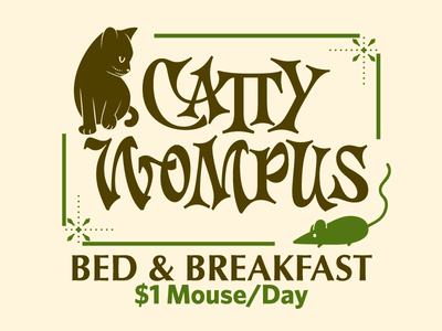 Catty Wompus