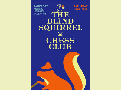 The Blind Squirrel Chess Club