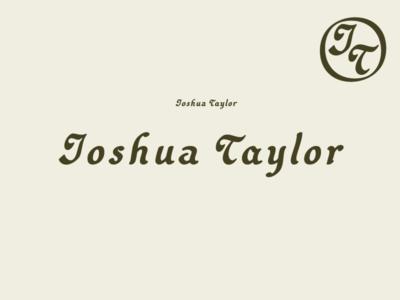 JoshuaTaylor Monogram